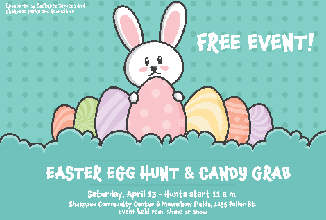 Shakopee Easter Egg Hunt