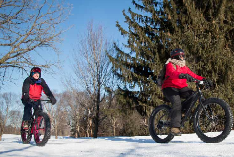 Fat Bike Fun Race