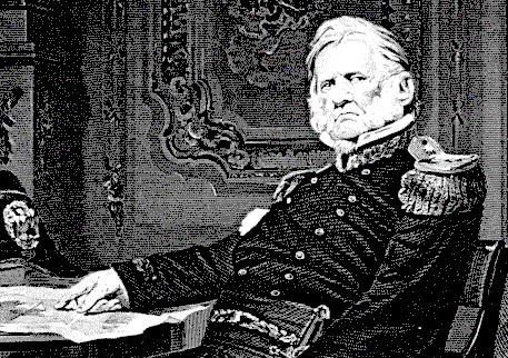 General Winfield Scott Portrait