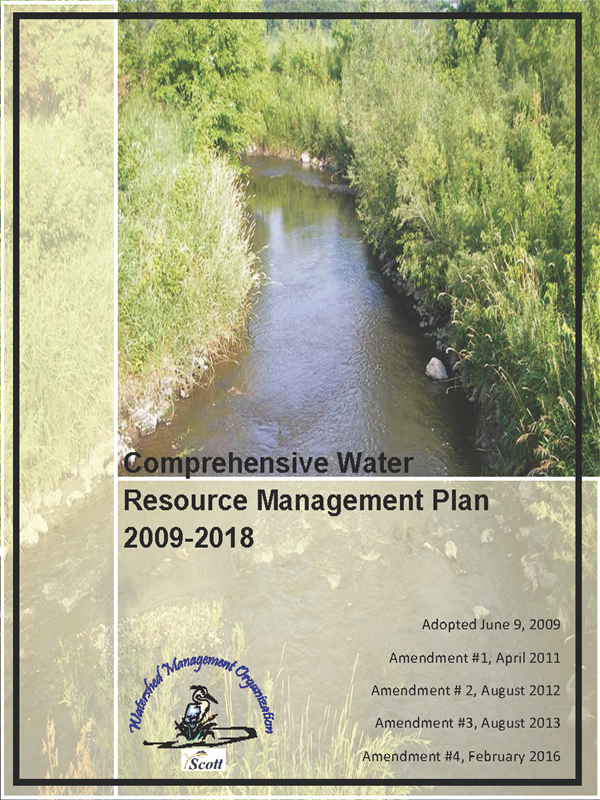 2018 Comprehensive Water Resource Plan